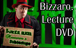 Dukes, Slices, Manuevers, and Subterfuge Lecture